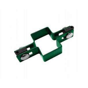 Objímka pro 3D panel classic, průběžná, zelená
